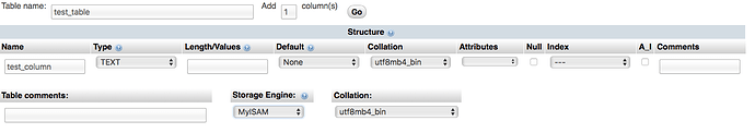 Utf8mb4 & Emoji in a MySQL database (free account) - Hosting Support